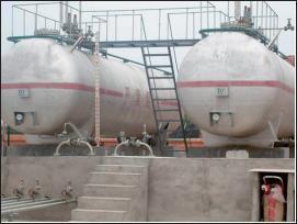 石油及液化气等石化产品灌装系统