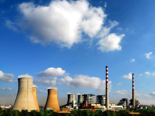 锅炉脱硫DCS监控及环保数据采集系统