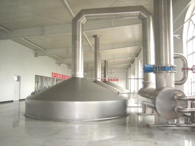 啤酒糖化工艺